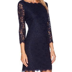 DVF Zarita Lace Dress